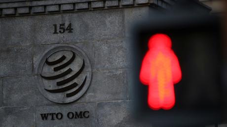 Das WTO-Hauptquartier in Genf