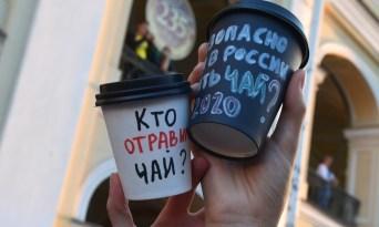 """Wo ist die """"Nowitschok-Flasche""""? Unstimmigkeiten im Fall Nawalny mehren sich — RT Deutsch"""