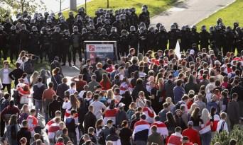 Hände weg von Belarus! (II) – Die Opposition als falscher Feind — RT Deutsch
