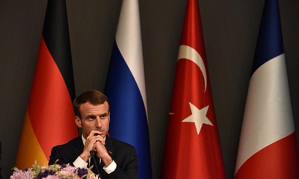 Imperiale Zerreißprobe der Türkei im Mittelmeer? — RT Deutsch