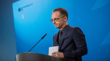 Fall Alexei Nawalny: Heiko Maas fordert von Russland Beiträge zur Aufklärung statt Nebelkerzen (Archivbild)