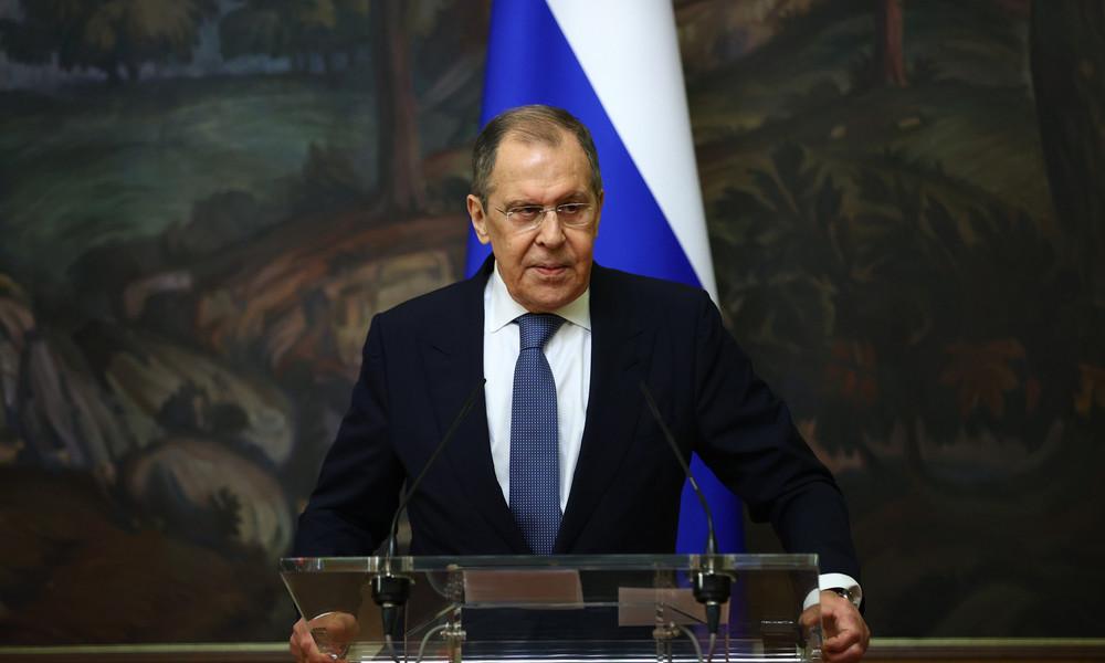 Lawrow: Russland und Iran wollen negativen Auswirkungen der US-Sanktionen entgegentreten