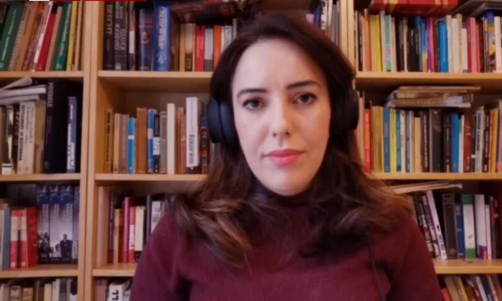 """""""Die Bedingungen sind menschenunwürdig! """" – Stella Morris über das Gefängnis Belmarsh"""