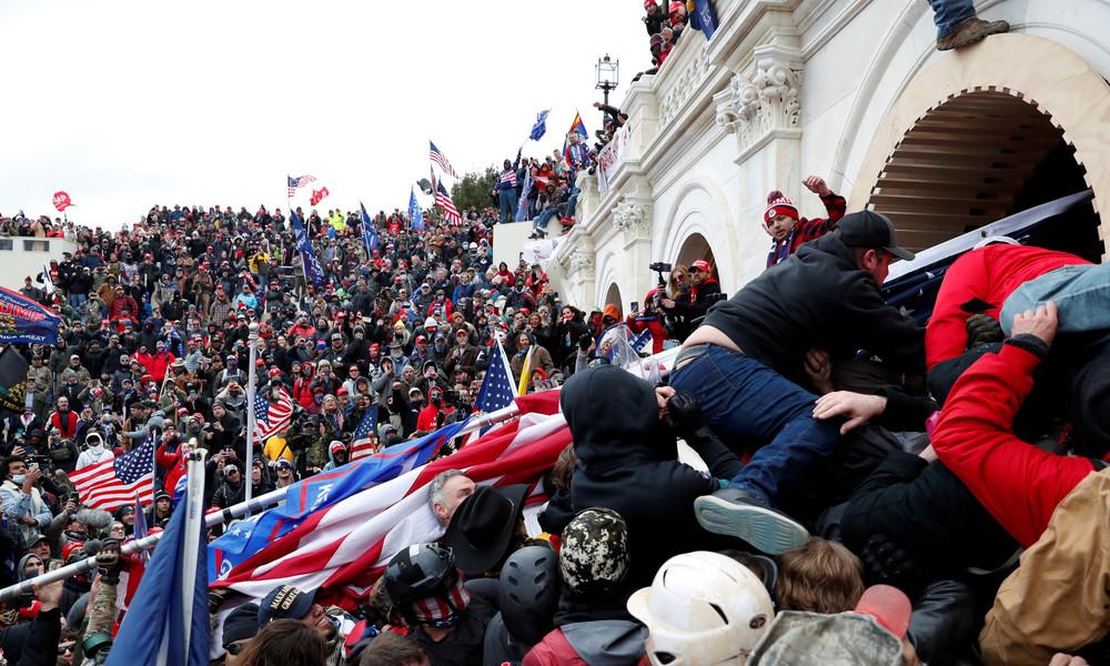 Sind die USA am Ende? – Der Sturm auf das Kapitol zeugt von einer dysfunktionalen Demokratie