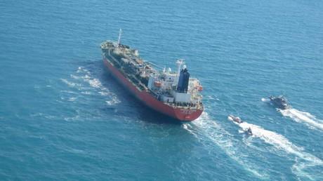 Iran setzt Öltanker unter südkoreanischer Flagge fest