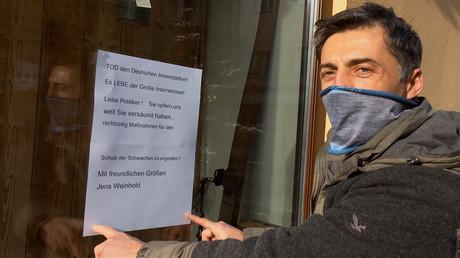 """""""Danke, Herr Spahn"""" – Einzelhändler verbittert über Ladenschließungen ohne Hilfen"""