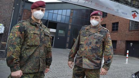 Kramp-Karrenbauer kommandiert 10.000 Bundeswehrsoldaten in Alten- und Pflegeheime