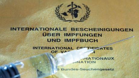 CSU-Politiker Manfred Weber will Reiseprivilegien mit EU-Impfpass