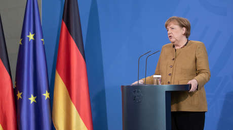 Merkel: Pandemie nicht vorbei, bevor nicht alle Menschen auf der Welt geimpft sind
