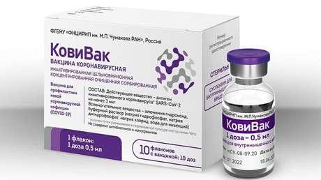 Russland lässt dritten Corona-Impfstoff zu
