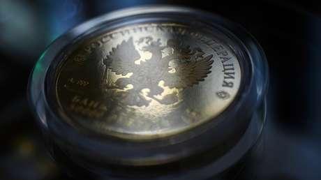 Bevrijding van de Amerikaanse dollar: gouden investeringen voor het nationale welvaartsfonds van Rusland