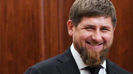 Head of the Chechen Republic Ramzan Kadyrov. © Michael Klimentyev
