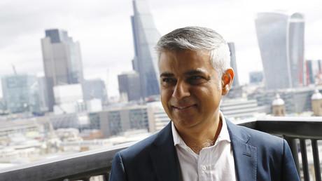 Mayor of London Sadiq Khan © Stefan Wermuth