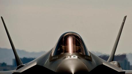 U.S. Air Force F-35A © Daniel Hughes