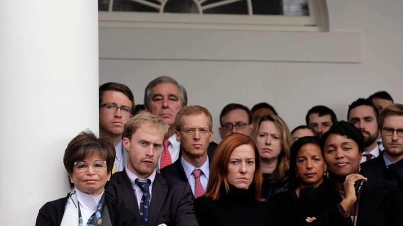 White House Aides Devastated As Obama Delivers Trump Congratulations Speech Photos
