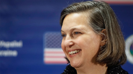 U.S. Assistant Secretary of State Victoria Nuland © Gleb Garanich