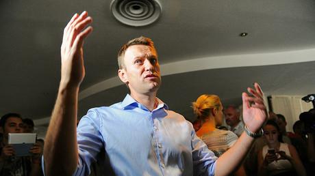 Alexei Navalny. © Anton Belitsky / Global Look Press