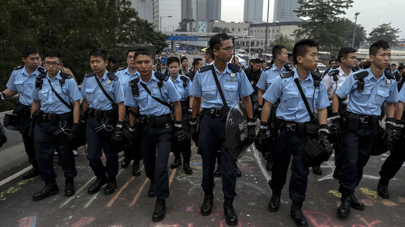 Hong Kong Police On High Alert Over Threat Of Isis Inspired Lone Wolves Report