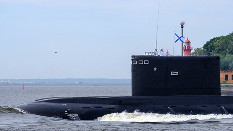 Two low-noise subs to join Russian Navy task force in Mediterranean