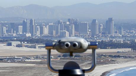 The skyline of San Diego © Mike Blake