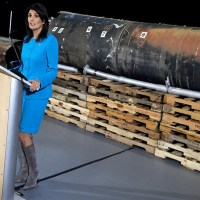 Haley slammed for attacking Iran's 'lawless behavior' while ignoring plight of Yemeni civilians