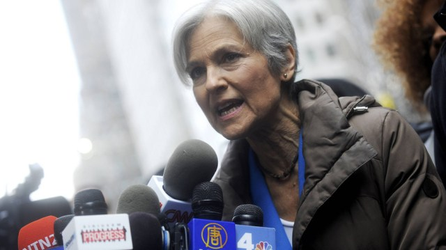 McCarthy-style targeting of Jill Stein proves Democrats have truly lost the plot