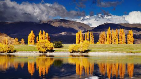 Lake Benmore, New Zealand ©Global Look Press
