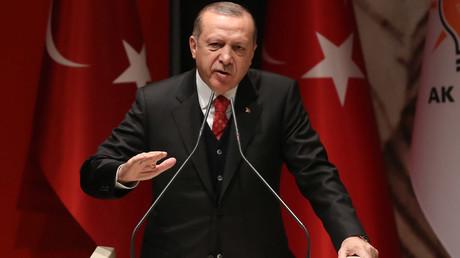 Turkish President Recep Tayyip Erdogan © Depo Photos / Global Look Press