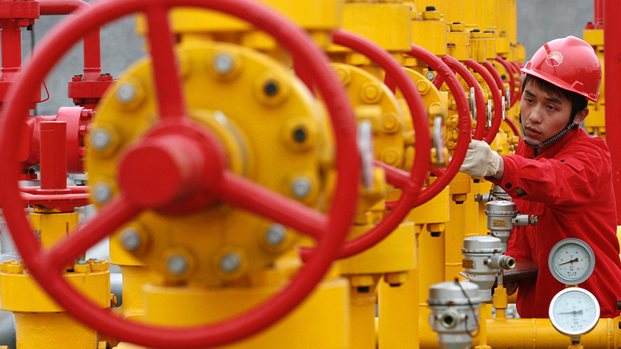 PetroChina's biggest refinery doubles Russian pipeline oil intake