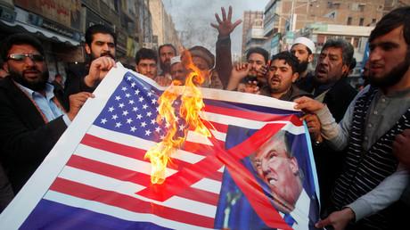 Trump says Rand Paul's call to end all US aid to Pakistan 'a good idea'