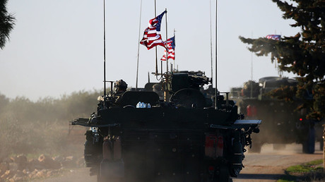 US must immediately leave area it controls in southern Syria — Lavrov