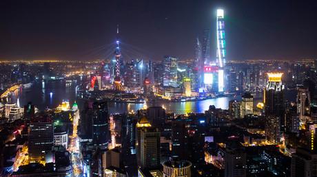 Shanghai © Aly Song