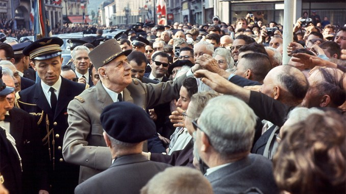 Remembering May '68: Why France needs a new de Gaulle more than ever