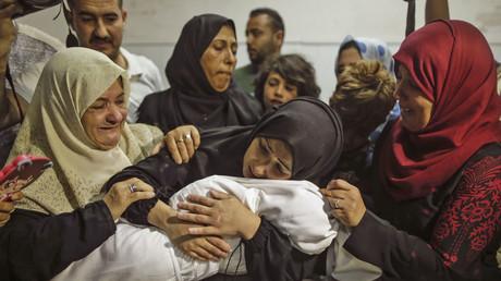 © Mahmud Hams / AFP