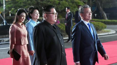 © Korea Summit Press Pool