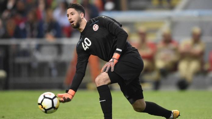 Tunisia goalkeeper,Mouez Hassen