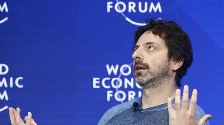 Sergey Brin, Google co-founder © Ruben Sprich