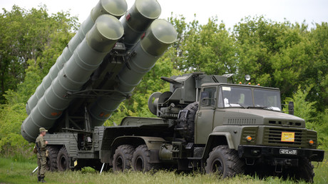 5bb3b5c3fc7e9394238b45e4 '49 pieces of hardware': Syria gets S-300 missile system & more from Russia in wake of Il-20 downing