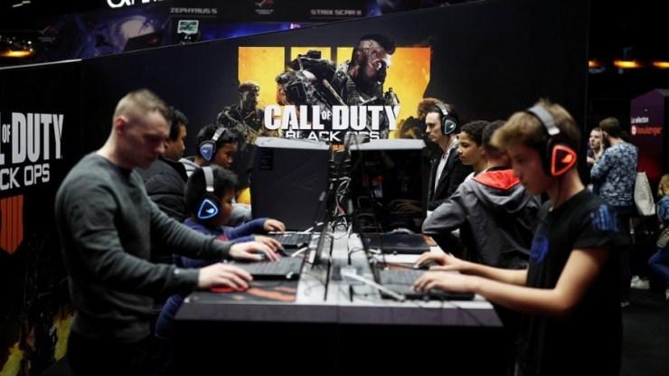 Call of Duty league esports