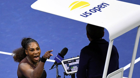 5bded777fc7e9386498b4622 'I feel like Serena should have walked away': Roger Federer critical of Williams' US Open outburst