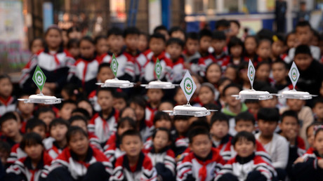5be4d7f2dda4c8d0438b45e4 China recruits teenagers to build AI weapons