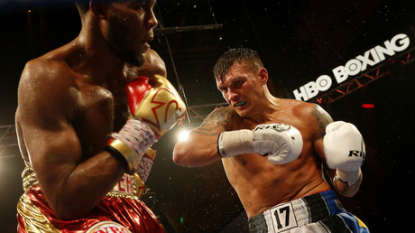 5be58a07fc7e933c318b4591 'I looked at the spot between his eyes. I am a sniper': Usyk reveals his bullet target for Bellew
