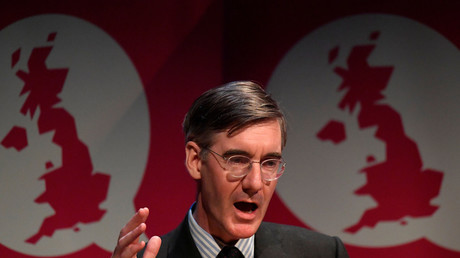 5bed5c0cfc7e935e0f8b4595 Jacob Rees-Mogg to submit letter of no-confidence in May as Tory leader - reports
