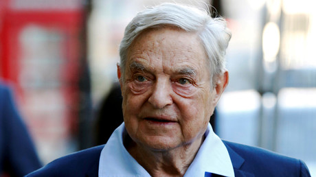 Soros foundation takes aim at Facebook, calls for congressional oversight
