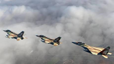 5c3aa139fc7e9318438b45c4 'We struck thousands of targets': IDF chief of staff on Israel's 'near-daily' strikes in Syria