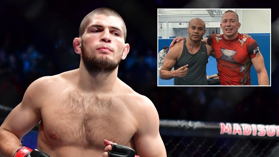 'Khabib wants this fight': Nurmagomedov's manager hints at Georges St-Pierre bout in Instagram post — RT Sport News