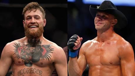 5c5ea2e5fc7e9325258b4614 Donald Cerrone 'to fight Conor McGregor for UFC interim title'... and predicts KO victory