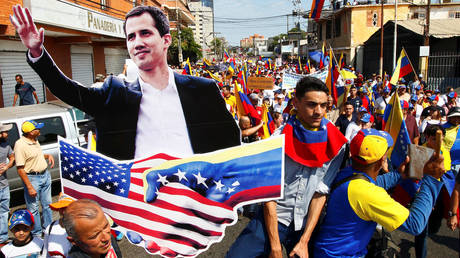 5c652d19dda4c89d5e8b4665 US is openly pushing Venezuela's army into a coup - Russian FM