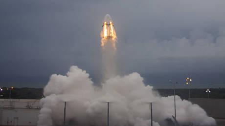 5cbd4622fc7e937a7f8b45d5 'Time to deliver' Elon Musk? NASA nervous as spaceship delays threaten to cut off astronauts from ISS