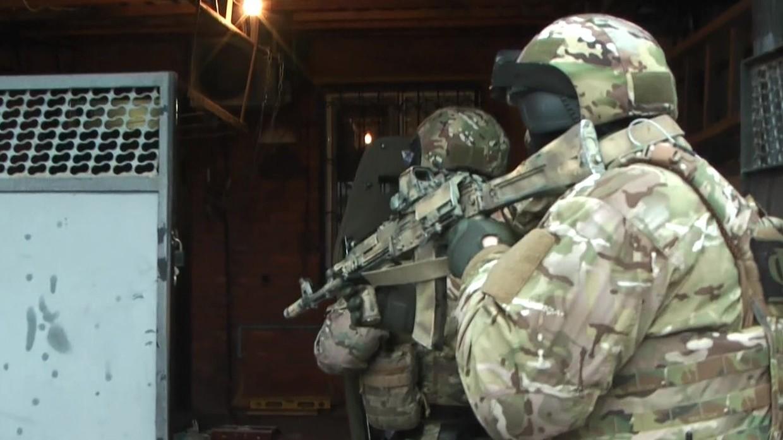 Russian Spetsnaz kill 2 ISIS militants in anti-terrorist op in ...